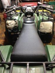 ATV seat cover #2-3