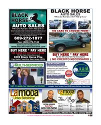 BLACK HORSE AUTO SALES / A&M MULTISERVICES /LA MODA BARBERSHOP
