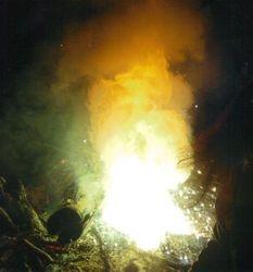 2007 Burning of the crankcase