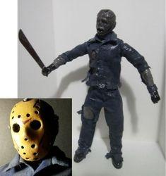 Custom Jason Takes Manhatten