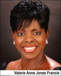 Valerie Jones Francis, soprano