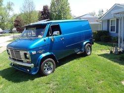 21.77 Chevy van