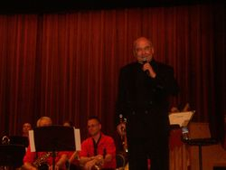 Tony Scodwell joins the Rock Prairie Big Band...