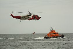Air & Sea Rescue Demonstration