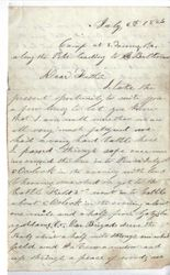 Battle of Gettysburg - Page 1