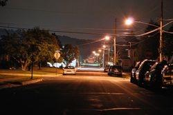 Town street Nights