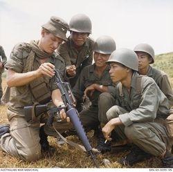 ARVN Soldiers: