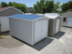 Permatile and galvalume standing seam roofs
