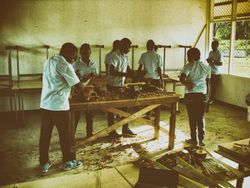 VSB: oefeningen hout