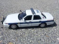 Massachusetts Bay Transportation Authority (MBTA) Police