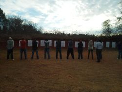 February 2, 2013 Concealed Carry Class