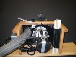 2hp Craftsman router motor