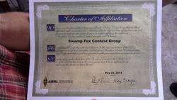 New ARRL Affiliation Charter
