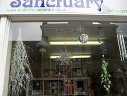 Sanctuary,59, Harpur street, Bedford
