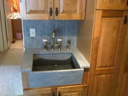 Renovated Soap Stone Laundry Room 4