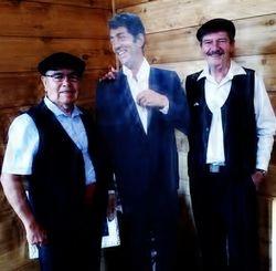 Juan, Richard, and Dino!