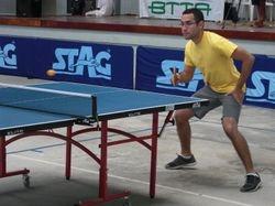 team racqueteers - amir vasquez