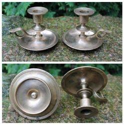 XIX a. pr. bronzines zvakides. Kaina po 33
