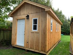 10' x 24' Standard Shed