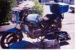 The Death of a Friend - April 1998