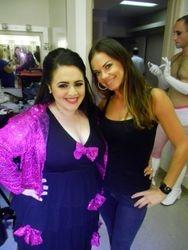 Nikki and I