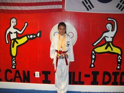 06-03-2012  Championships   Frida  Acosta 3 rd place Forms , 3 rd place Breaking , 2 nd place Fighting