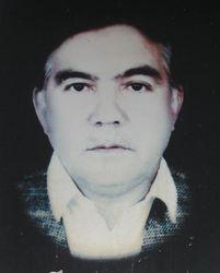 Shaheed Muhammad Hussain Aashna (Walad Mirza Hussain Marhoom)