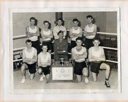 40 Commando Boxing Team 1961-62
