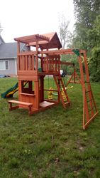 swing set installers in boyds MD