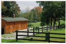 The New Barn September '07