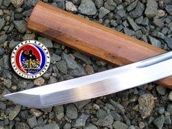 Tanto Blade in a Shirasaya Case