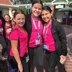 Disneyland Dance the Magic