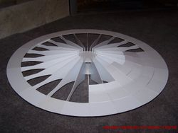 Building the Saucer Section -  pic 38