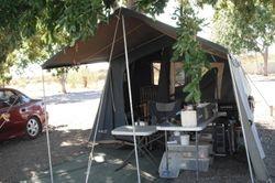 Tom's Campsite at Wauchope