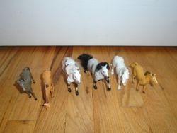 Grab Bag- Small Horses - $5