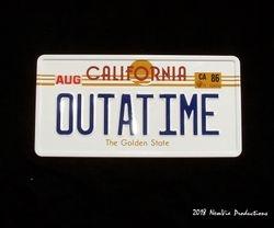 OUTATATIME - Bonus Plate
