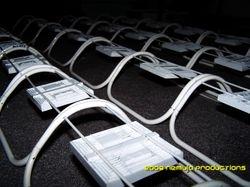 Building the Light Panel Frames - 10
