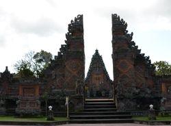 The Miracle of Batuan Temple