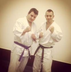 Richy to purple belt 2013
