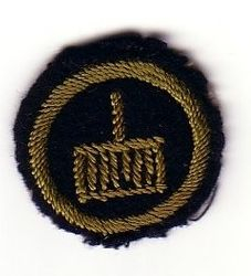 1920s Guide Interest Badge (Cook)