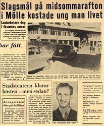 Hotell Molleberg 1952