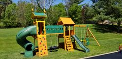 swing set installers in haymarket VA