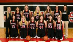 Freshmen Girl's Basketball