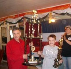 Carlo Zappia & Grandson Thomas