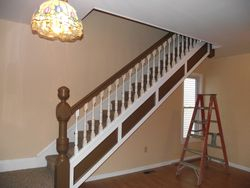 Staircase redone