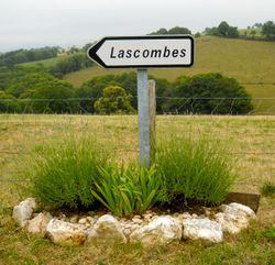 Lascombe Sign 'after'
