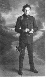 Unknown Auxiliary Cadet