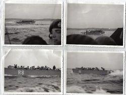 MK1 LCA'S  HMS Reggio Off Malta