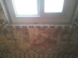 AFTER new tile