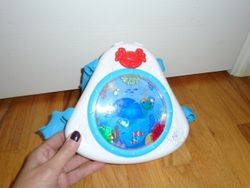 Baby Einstein Crib Soother- Neptune Turtle - $12